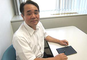 室長・カウンセラー臨床心理士吉田純一